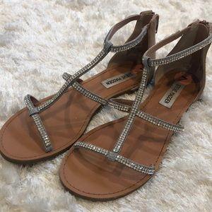Steve Madden diamond sandals